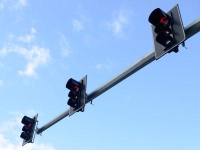 Impianto semaforico Osmannoro
