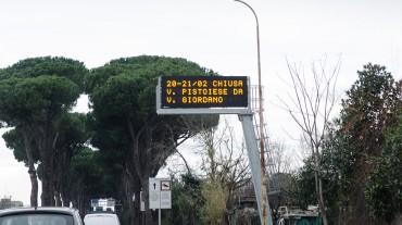 Monitoraggio dei flussi di traffico