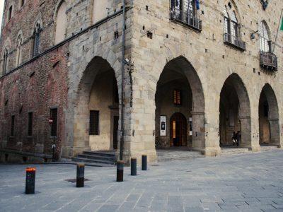 Dissuasori a scomparsa Piazza del Duomo - Pistoia
